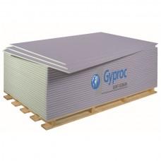 Гипсокартон Gyproc 12,5х1200х2500 мм огнестойкий