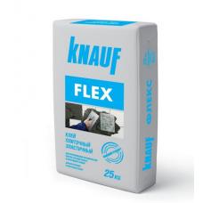 Клей плиточный «Флекс» «Кнауф» 25 кг
