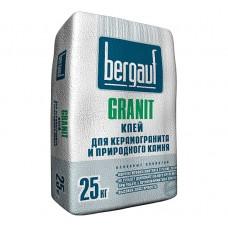 Клей Granit Bergauf для крупноформатных и тяжелых плит 25 кг