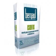 Клей для систем теплоизоляции Bergauf Isofix, 25 кг