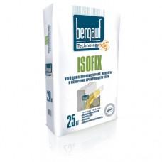 Клей Для Систем Теплоизоляции Bergauf «Isofix Winter», 25 кг