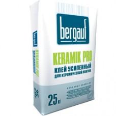 Клей Keramik Pro Bergauf для плитки усиленный 25 кг