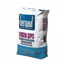 Гипсовая шпатлёвка Bergauf Fugen Gips 25 кг
