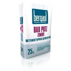 Цементная штукатурка Бергауф Bau Putz Zement 25 кг
