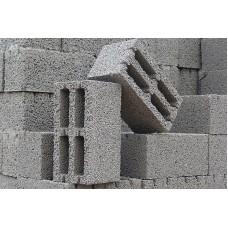 Блок стеновой керамзитный 200х200х400