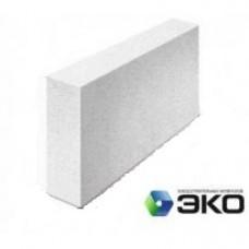 Блок стеновой газосиликатный ЭКО 100х250х600
