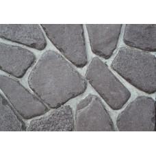 Камень лемезит бордо галтованный 1,5-2 см (мелкий)