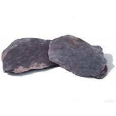 Камень сланец баклажан 1,5-2 см