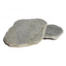 Камень златолит серо-зеленый галтованный 1,5-2,5